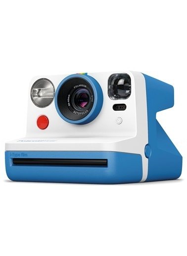 Polaroid Now Mavi Instant Fotoğraf Makinesi Mavi